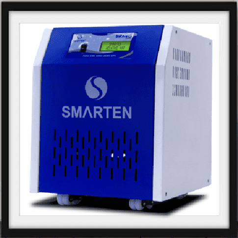 Smarten Bravo 5.25 KVA Power Up