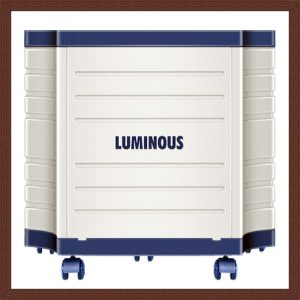 Luminous Battery Trolley