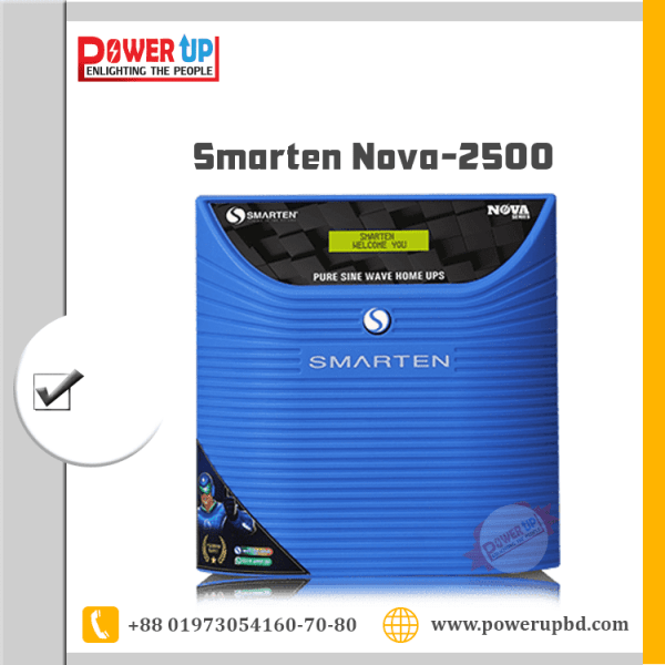 Smarten-Nova-2500