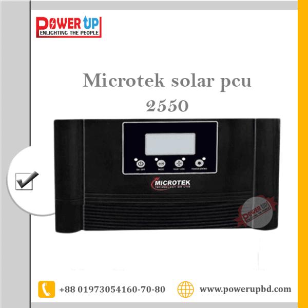 Microtek-Solar-PCU-2550