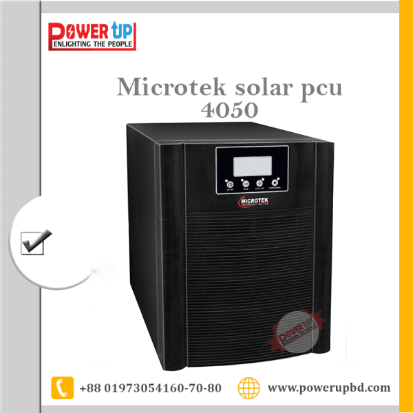 Microtek-Solar-PCU-4050
